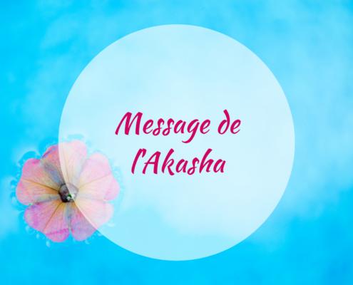 Message de l'Akasha